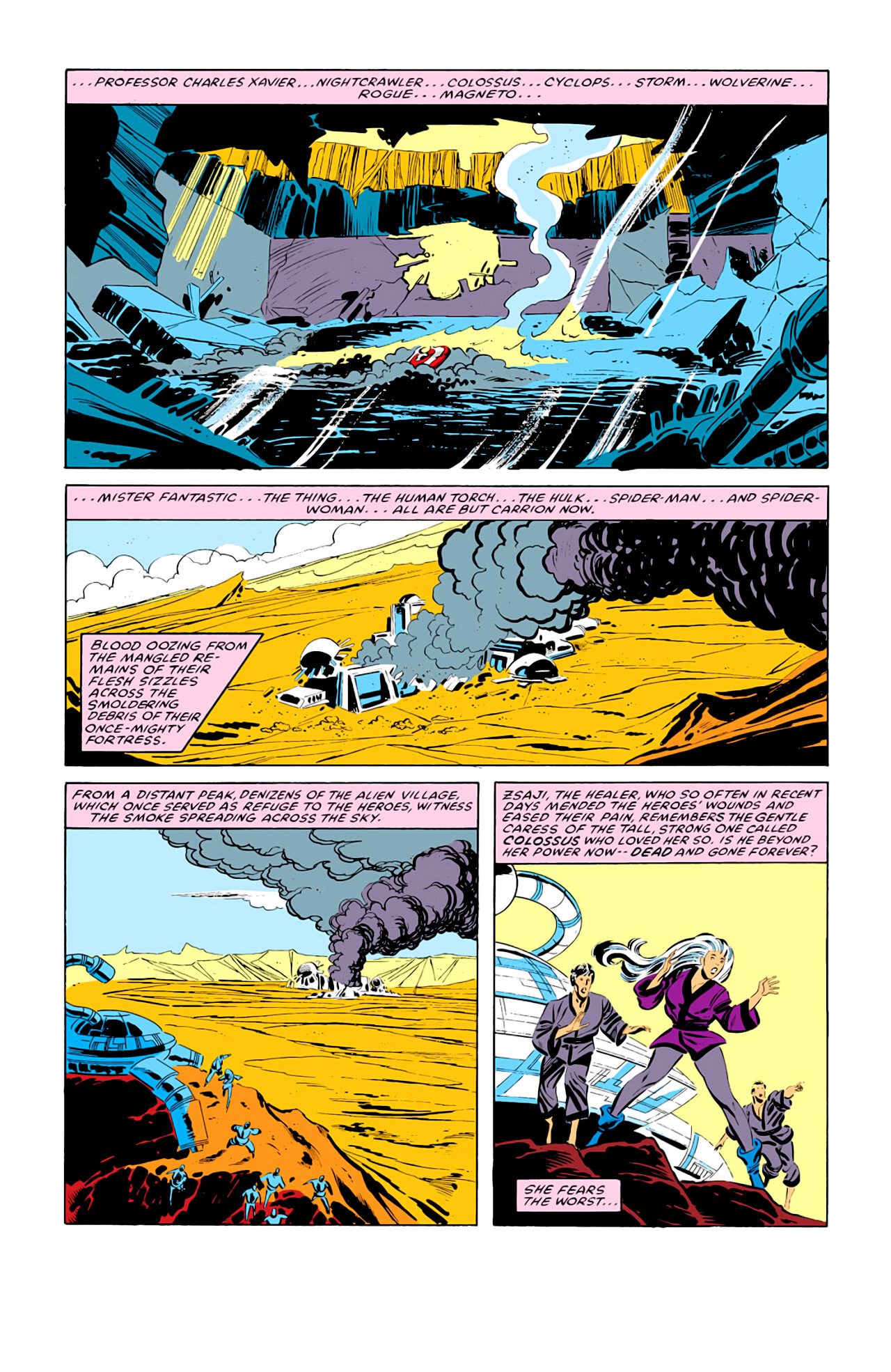 Captain America (1968) Issue #292m #220 - English 3
