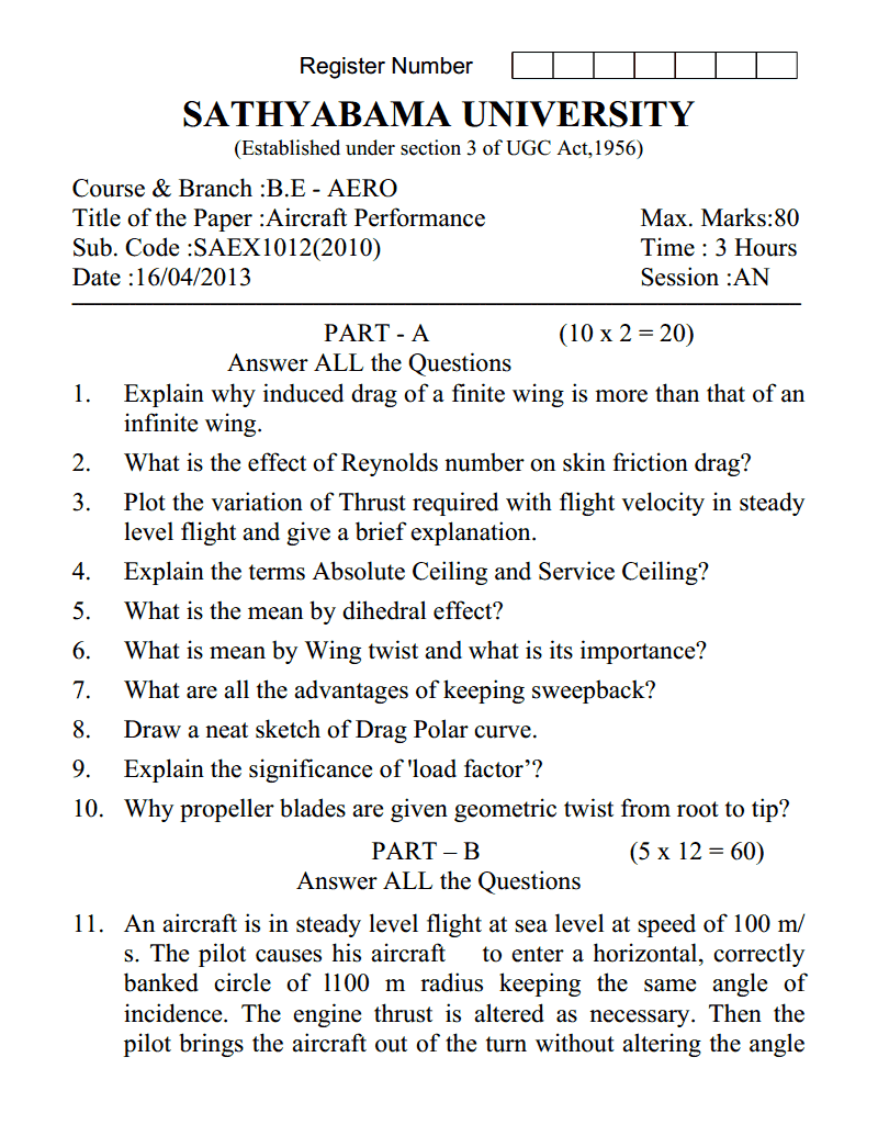 smu question paper