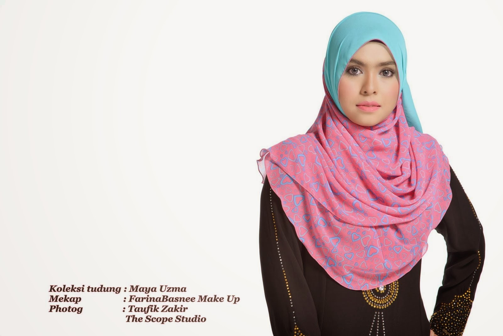 Maya Uzma - Hijab Online Butique