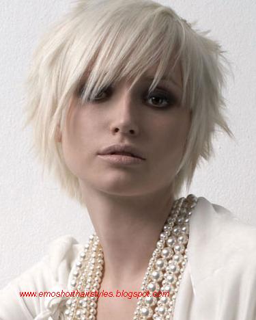 Emo Short Hairstyles,Emo Short Haircuts: Emo Short Hairstyles 2011