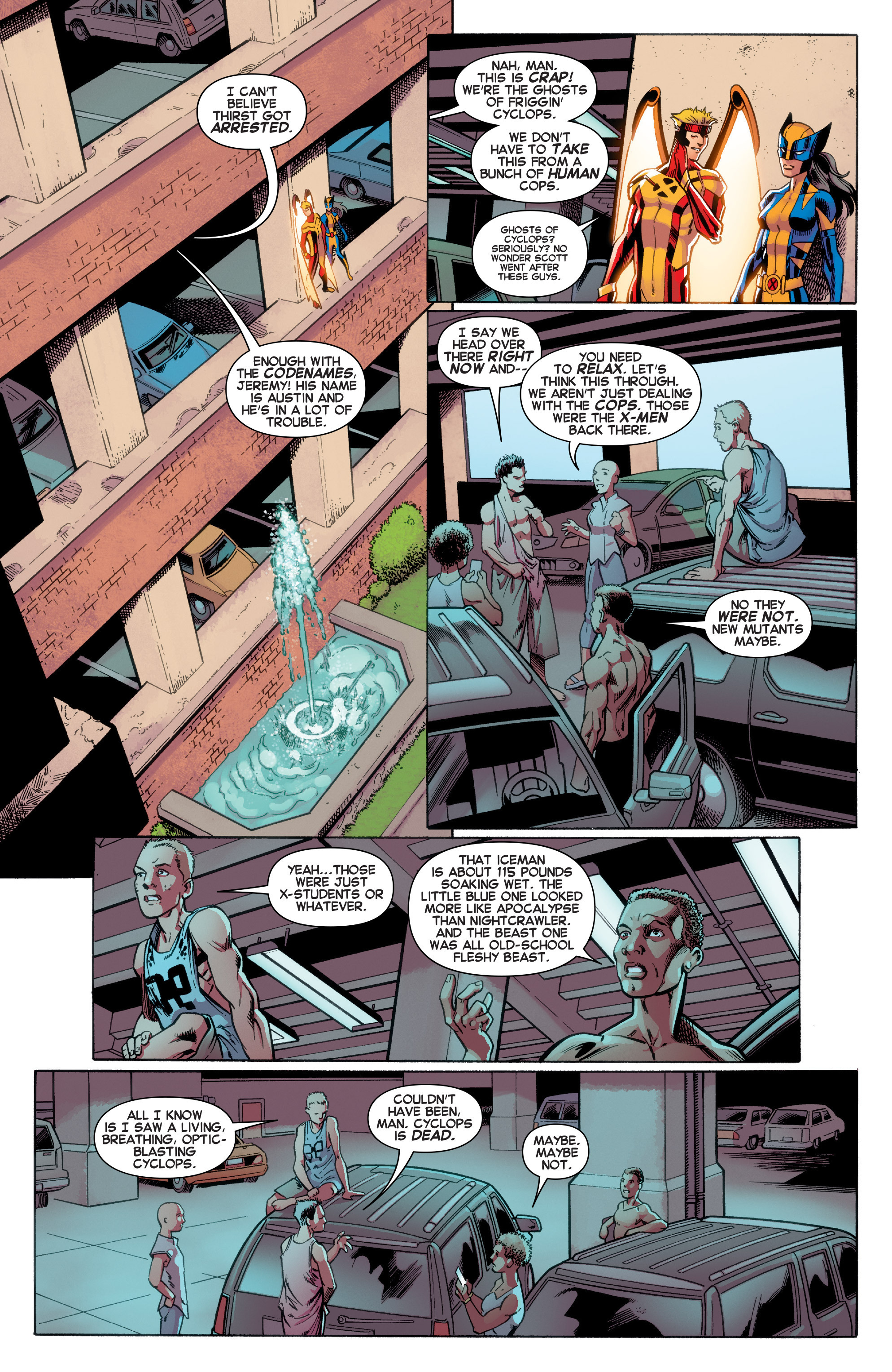 All-New X-Men (2016) Issue #2 #4 - English 13