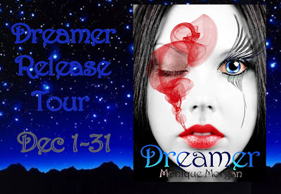 Dreamer Book Release Tour + Giveaway