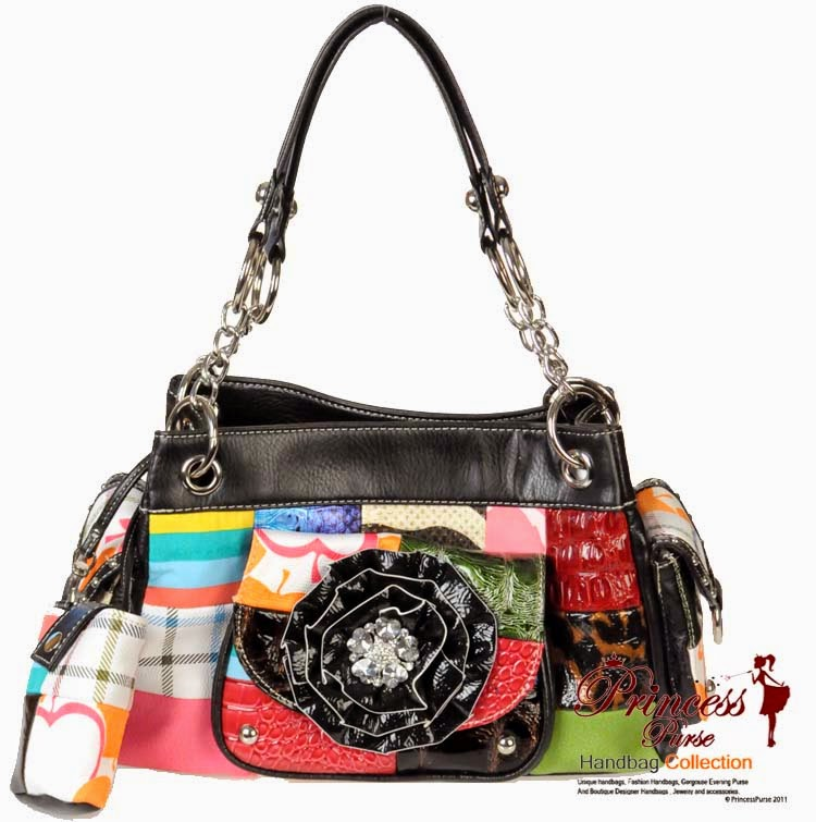 Wholesale Flower Handbags