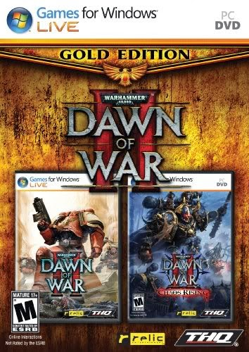 Warhammer 40.000 Dawn of War II Gold Edition