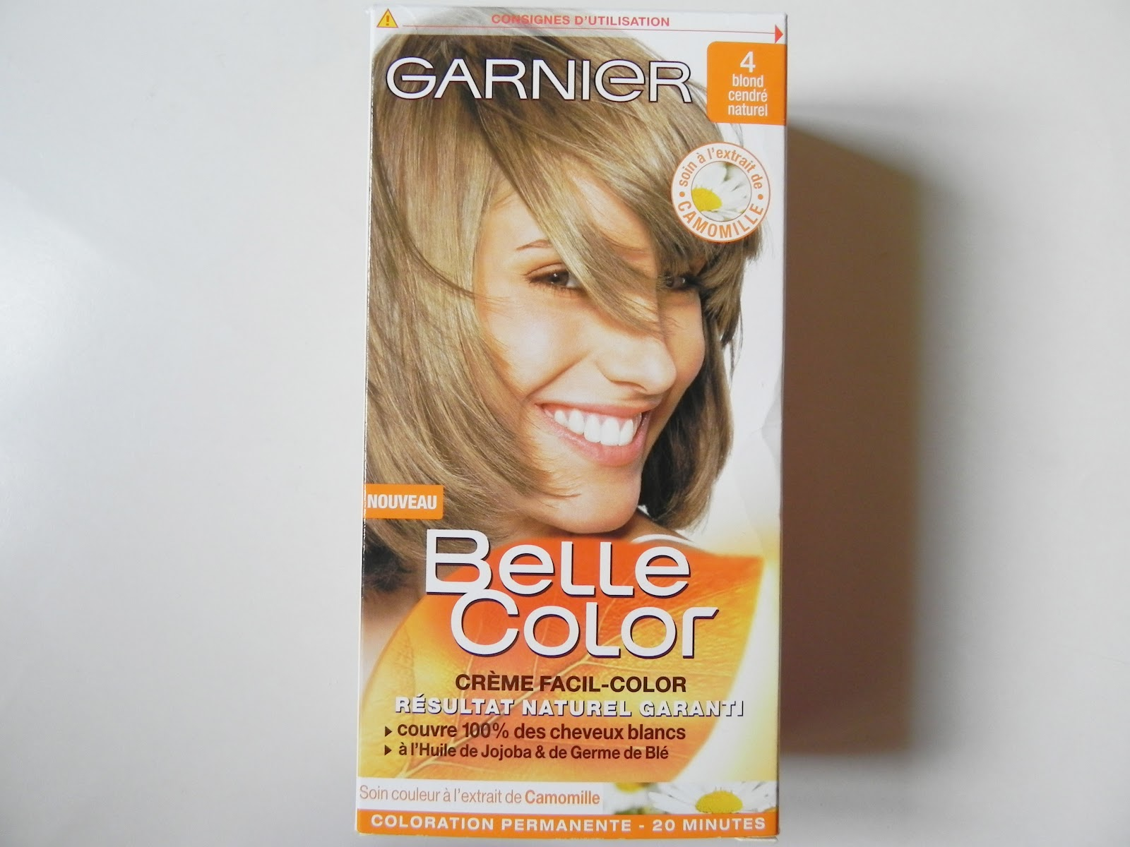 Garnier Belle Color Coloration Permanente Blond 04 Blond