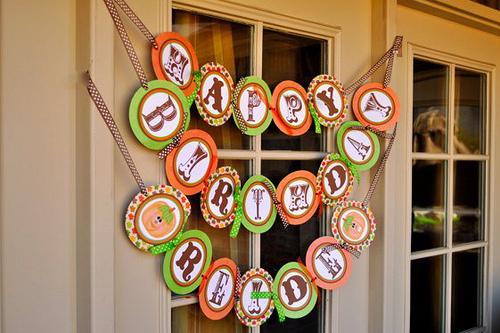Kara S Party Ideas Pumpkin Patch 1st Birthday Party Kara