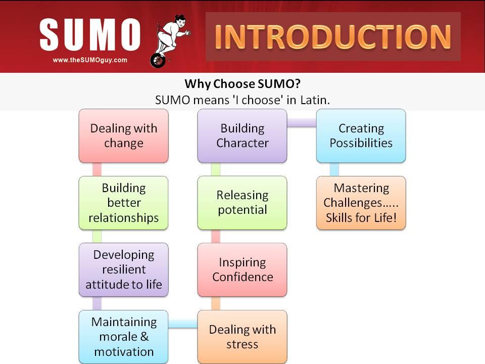 sumo shut up move on pdf