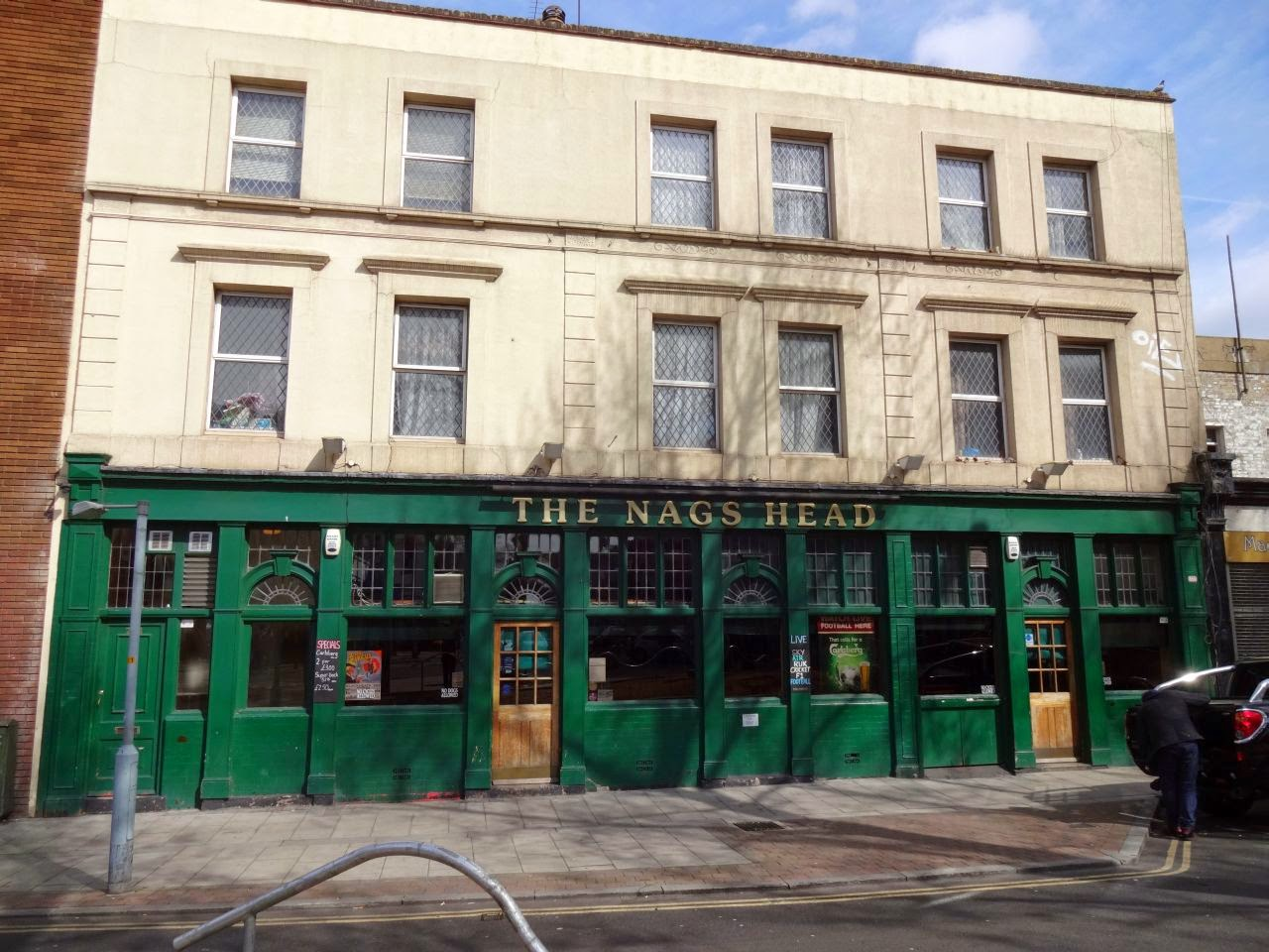 The Nags Head, Peckham