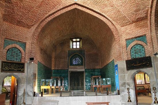 Arkeoloji Dia: Konya / Sahip Ata Cami