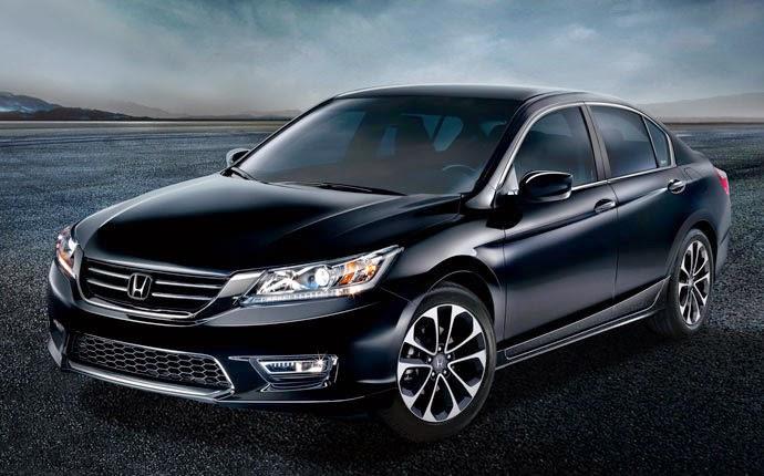 The 2015 Honda Accord Sedan Is Still The Star Of The Show