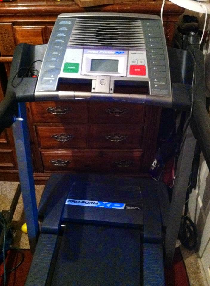 proform xp 550s treadmill manual