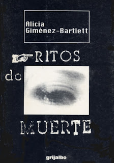 """Ritos de muerte"" - Alicia Giménez Bartlett"