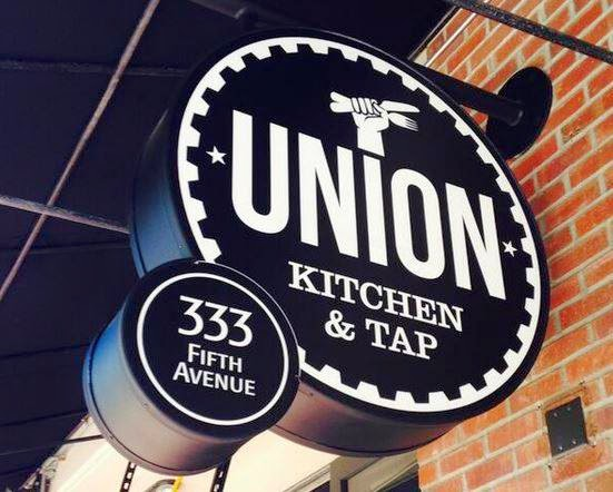 union kitchen and tap gaslamp set to open this friday a first look at the menu and interior - Union Kitchen And Tap