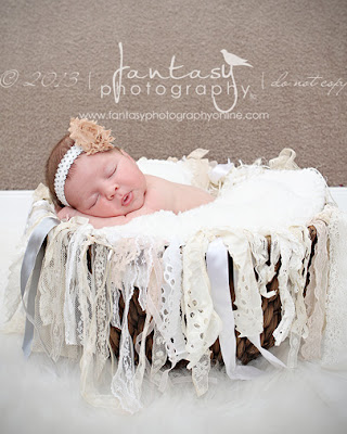 Winston Salem Baby Photographers | Clemmons Newborn Photography