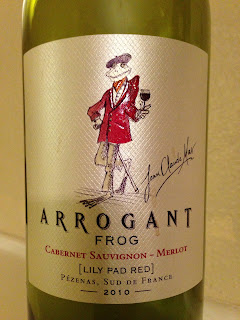 Arrogant Frog Lily Pad Red 2010