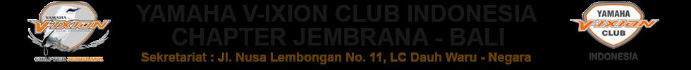 Yamaha Vixion Club Jembrana