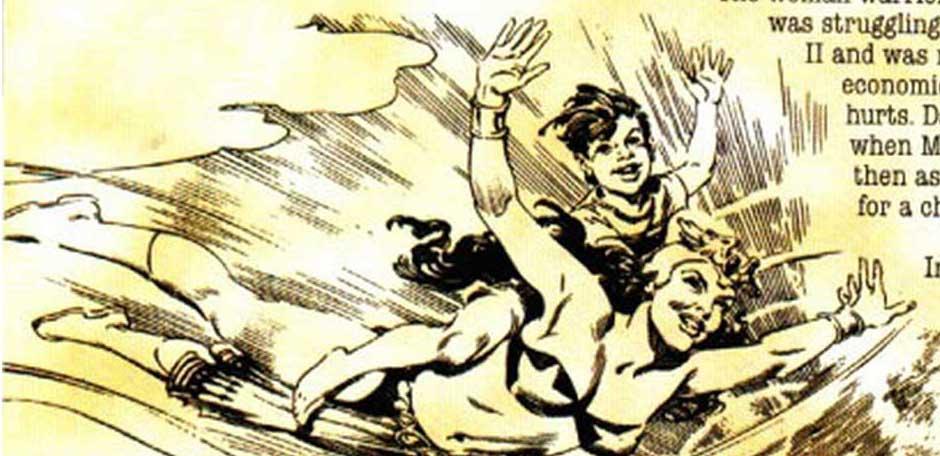 themes of filipino komiks short stories