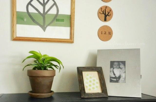 houseplant naturally filters kids' room or nursery