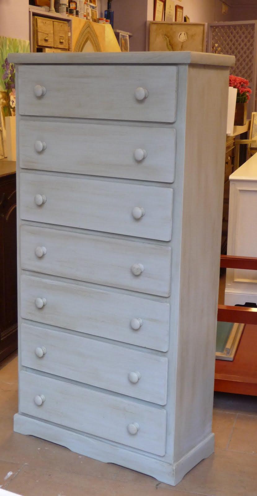 Candini muebles pintados nuevos y redecorados tienda - Taller restauracion muebles ...