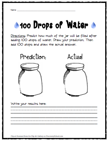 Sarah's First Grade Snippets: 100th day activities
