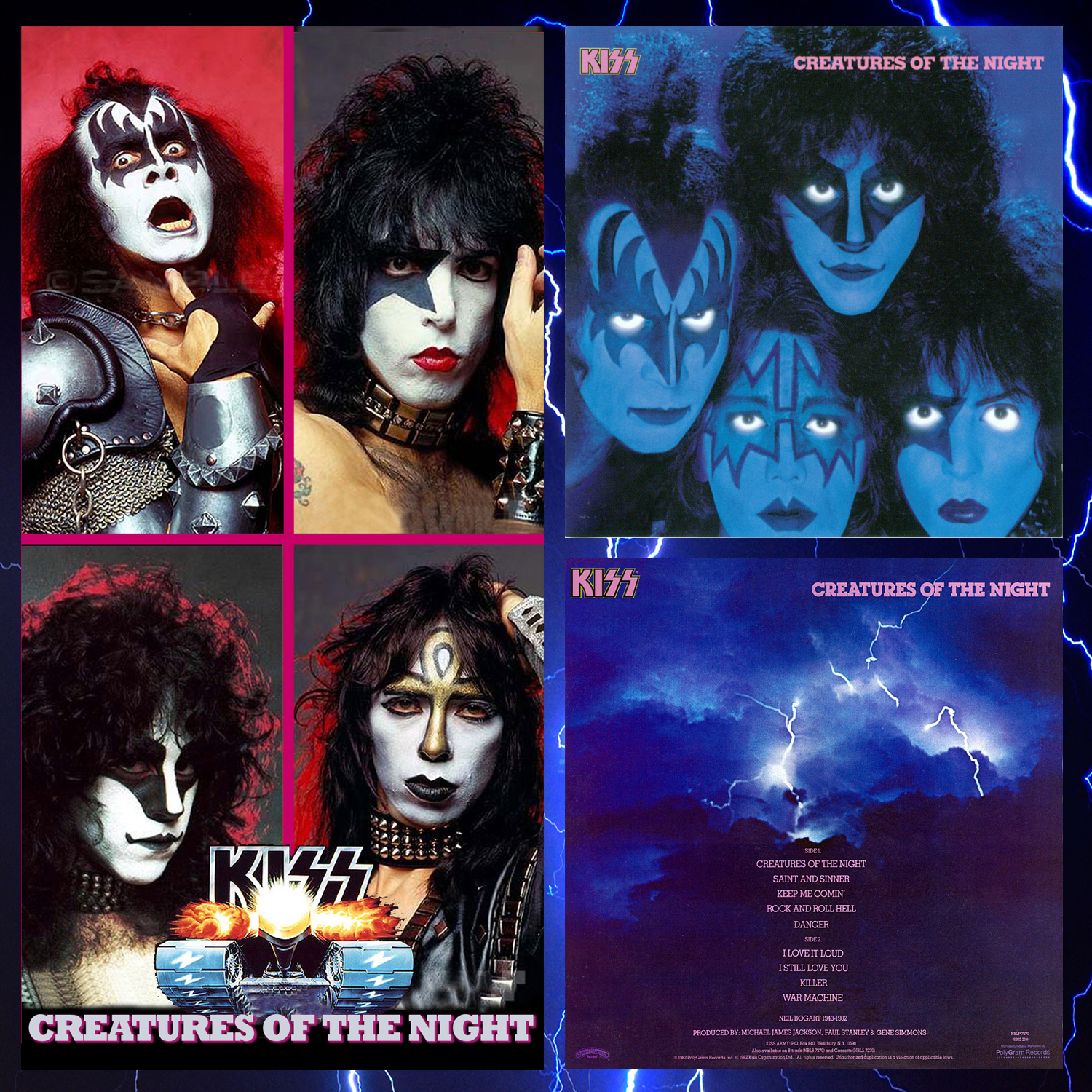 Did Kiss Ever Tour With Ac Dc