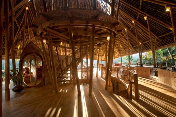 Photographs of Green Village in Bali