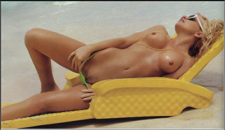 shari belafonte nude