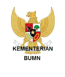 Logo Kementerian BUMN Republik Indonesia