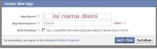 form facebook apps