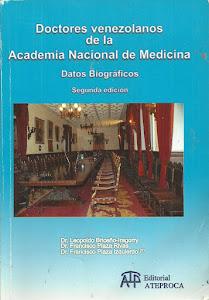 DOCTORES VENEZOLANOS DE LA ACADEMIA NACIONAL DE MEDICINA