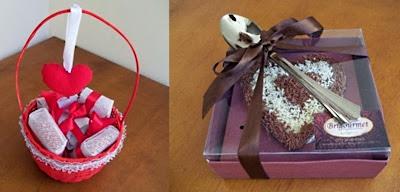 Dia dos Namorados 2014 - Criação da marca Brigourmet