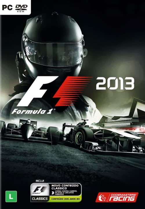 Download - Jogo F1 2013 - PTBR - PC (2013)