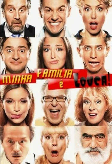 Minha Família é Louca – Dublado (2012)