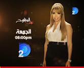 برنامج الباب المفتوح من تقديم إيمان أبو طالب حلقة الجمعه 15-8-2014