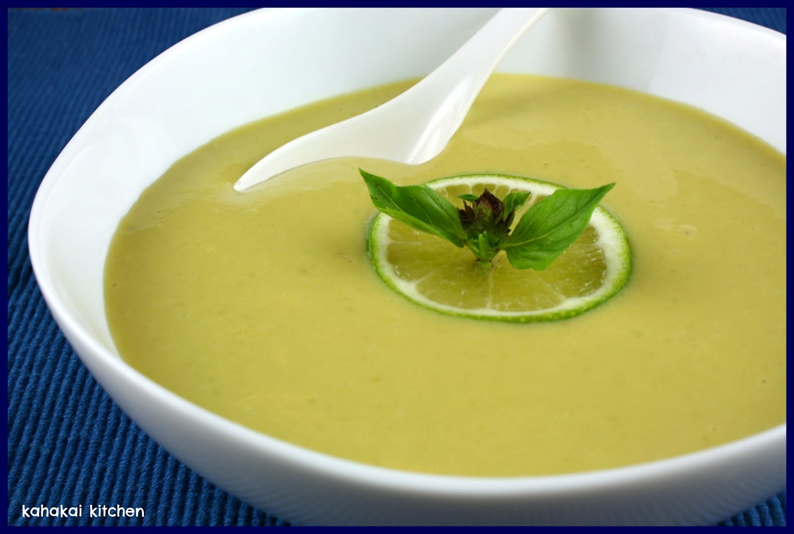and Coconut Edamame Soup: Hot or Cold, Thai-Inspired for Souper (Soup ...
