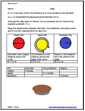 Printables Pi Day Worksheets pi worksheets plustheapp worksheet you see above please visit the post are ready for pi