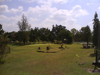 Golf Cepu golf courses