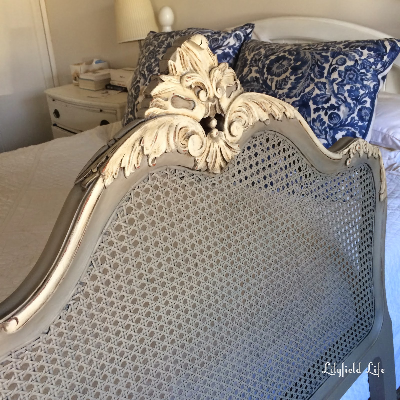 Lilyfield life french single bed head love this