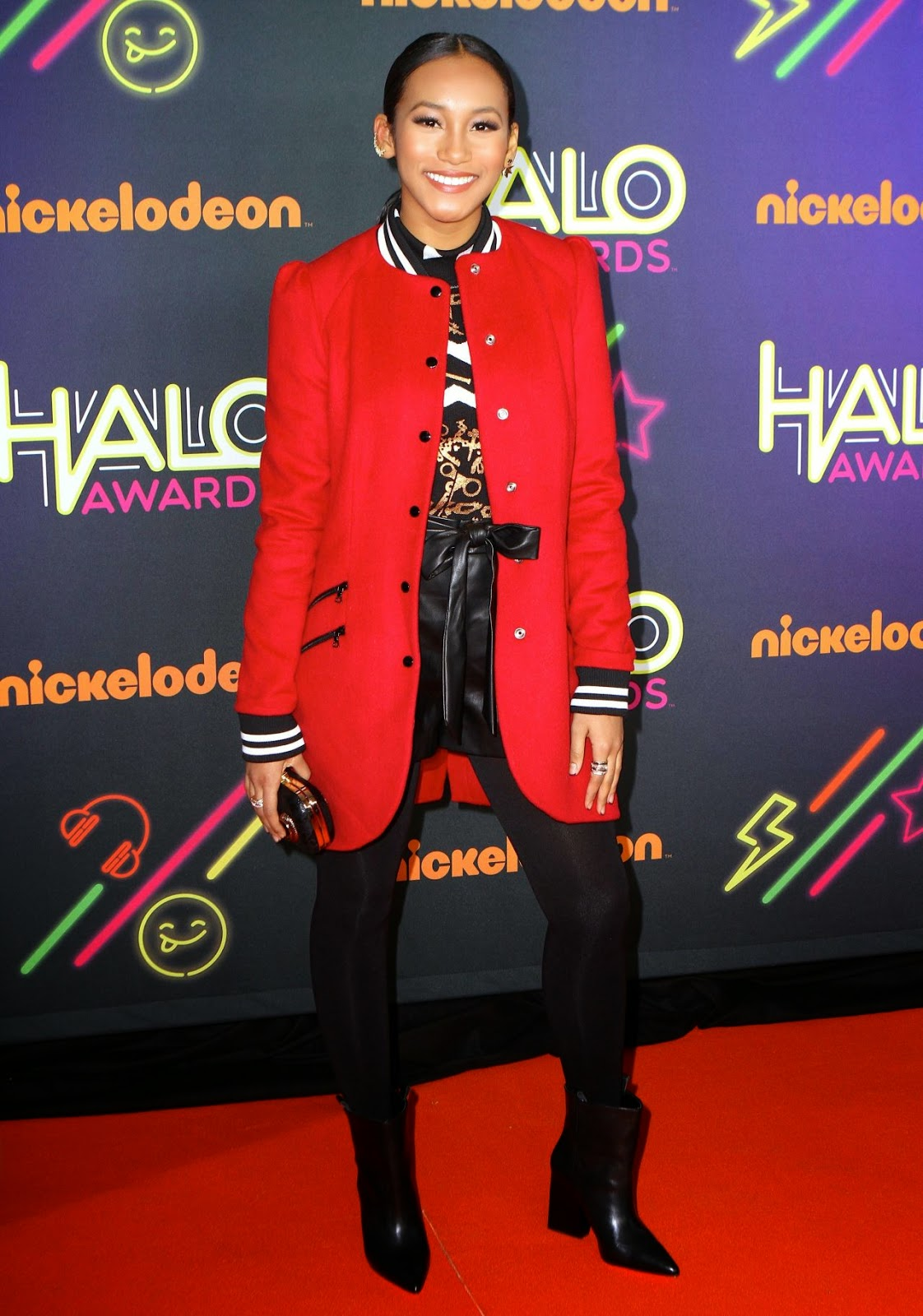 Nickelodeon Halo Awards in New York City