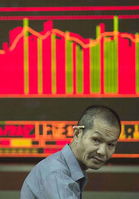 90 milhões de chineses jogaram suas poupanças na Bolsa sem sequer saber do risco que corriam.