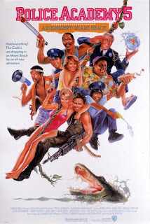 Watch Police Academy 5: Assignment: Miami Beach (1988) movie free online