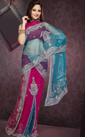 Bridal-Wear-Saree