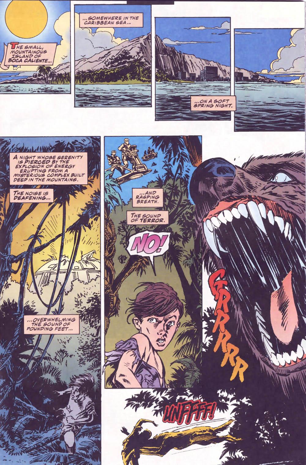 Captain America (1968) Issue #440b #393 - English 2