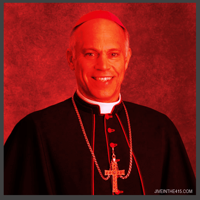 San Francisco Archbishop Salvatore Cordileone