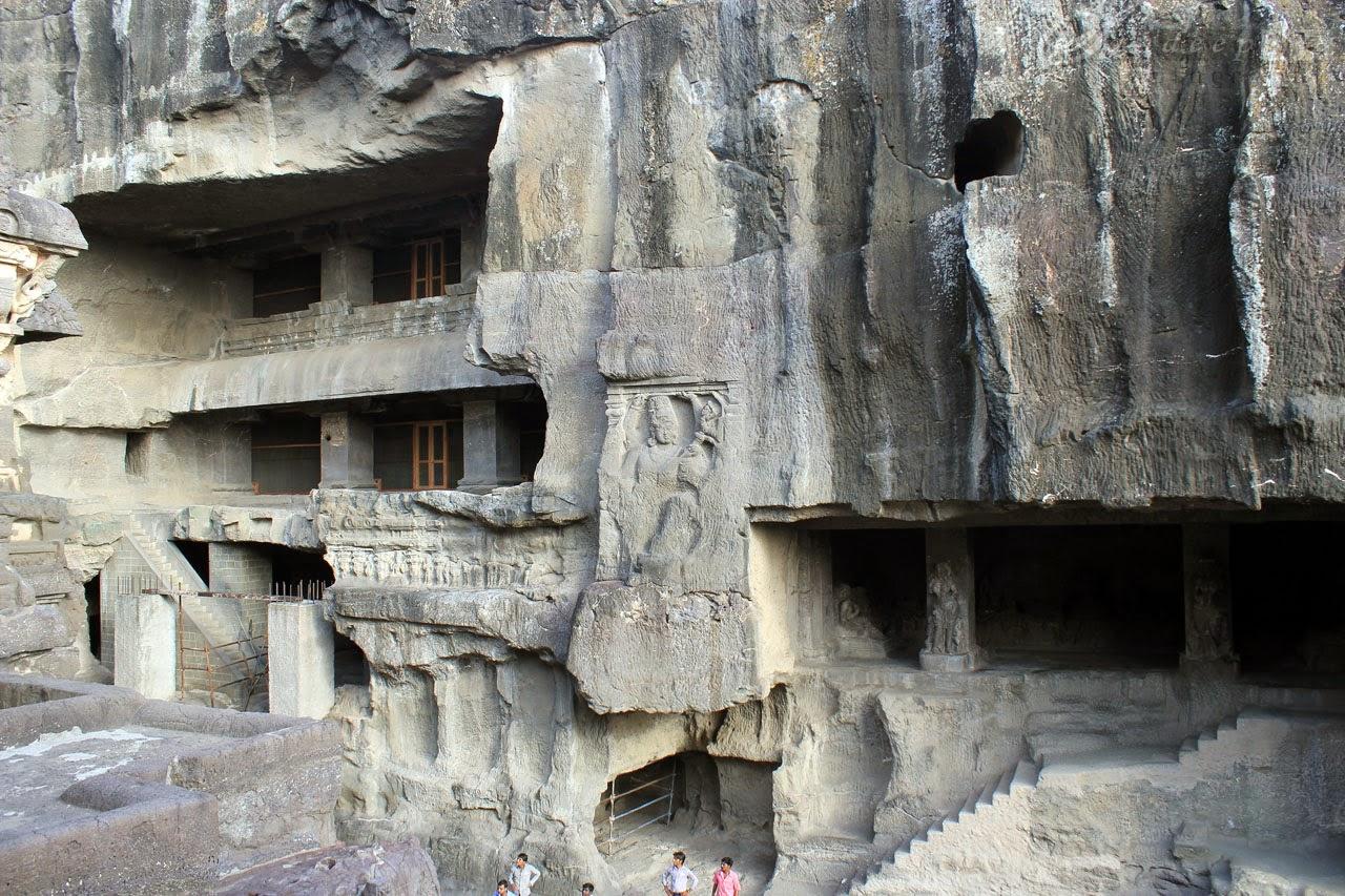 multi storeyed excavation