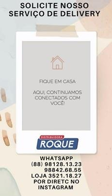 CONHEÇA O DELIVERY DA DISTRIBUIDORA ROQUE