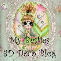 My Besties 3 D Deco
