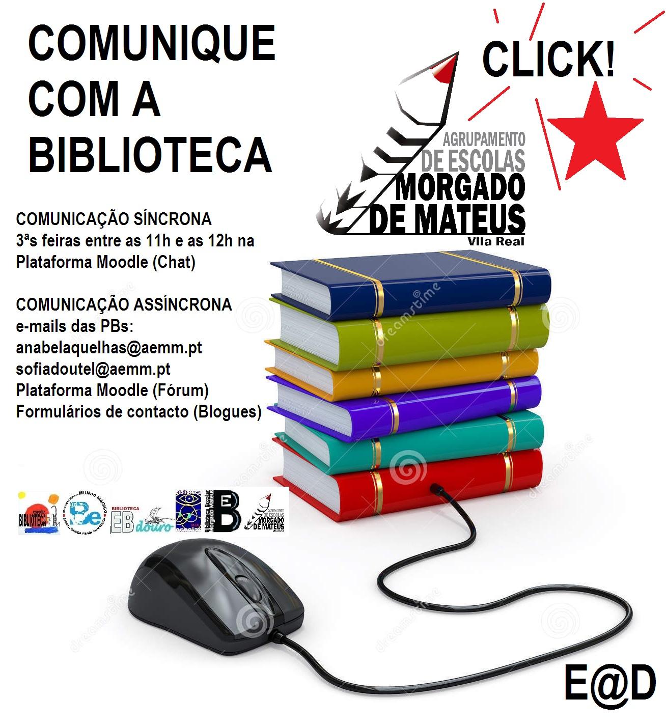 Comunicação com a BE
