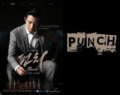 Biodata Pemain Drama Korea Punch