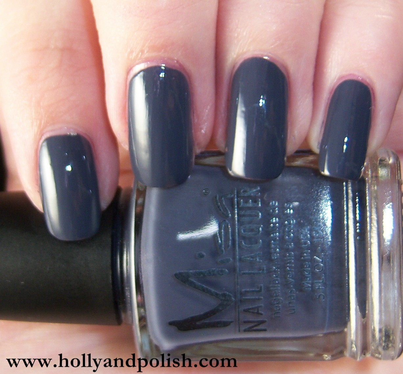 Holly and Polish: A Nail Polish and Beauty Blog: Misa Office Polish-tics